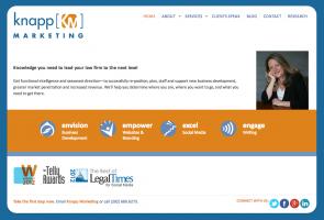 KnappMarketing-website